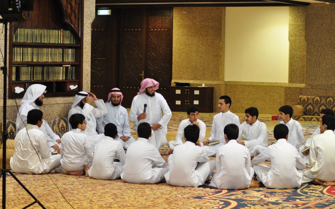 المؤسسة تطلق مشروع تعليم الصم القران الكريم